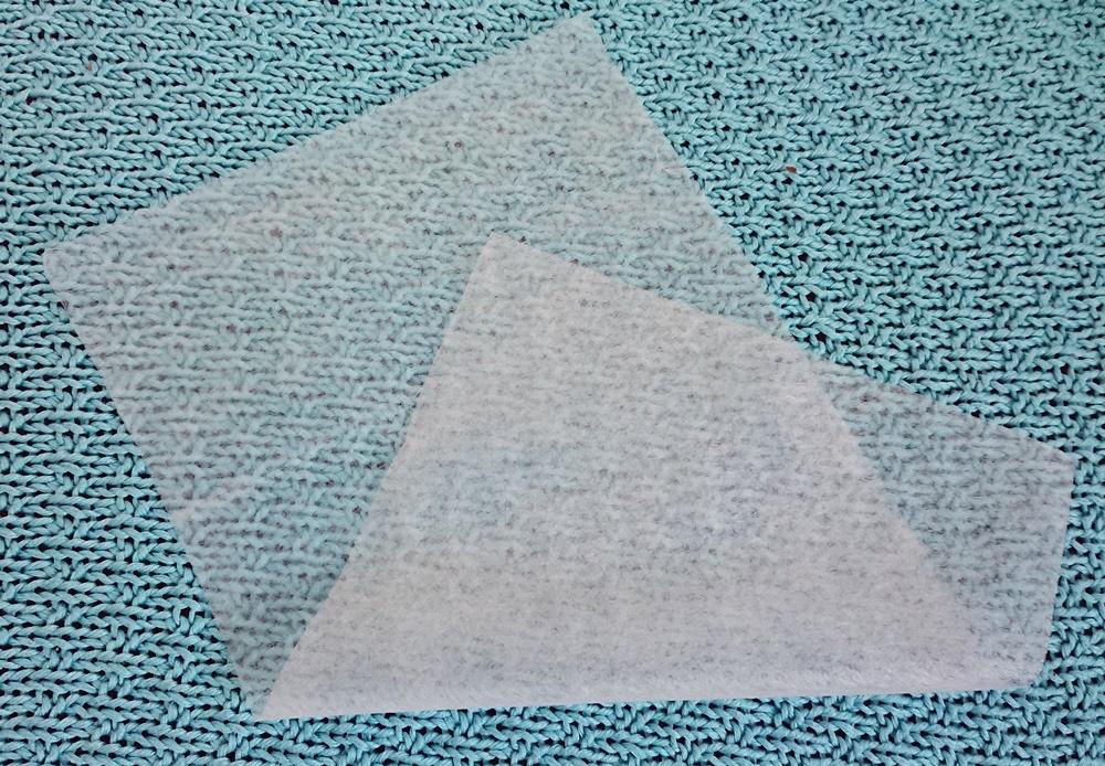 Jak zacząć wielopieluchowanie? Dodatkowe wkłady do pieluszek, białe, półprzejrzyste.