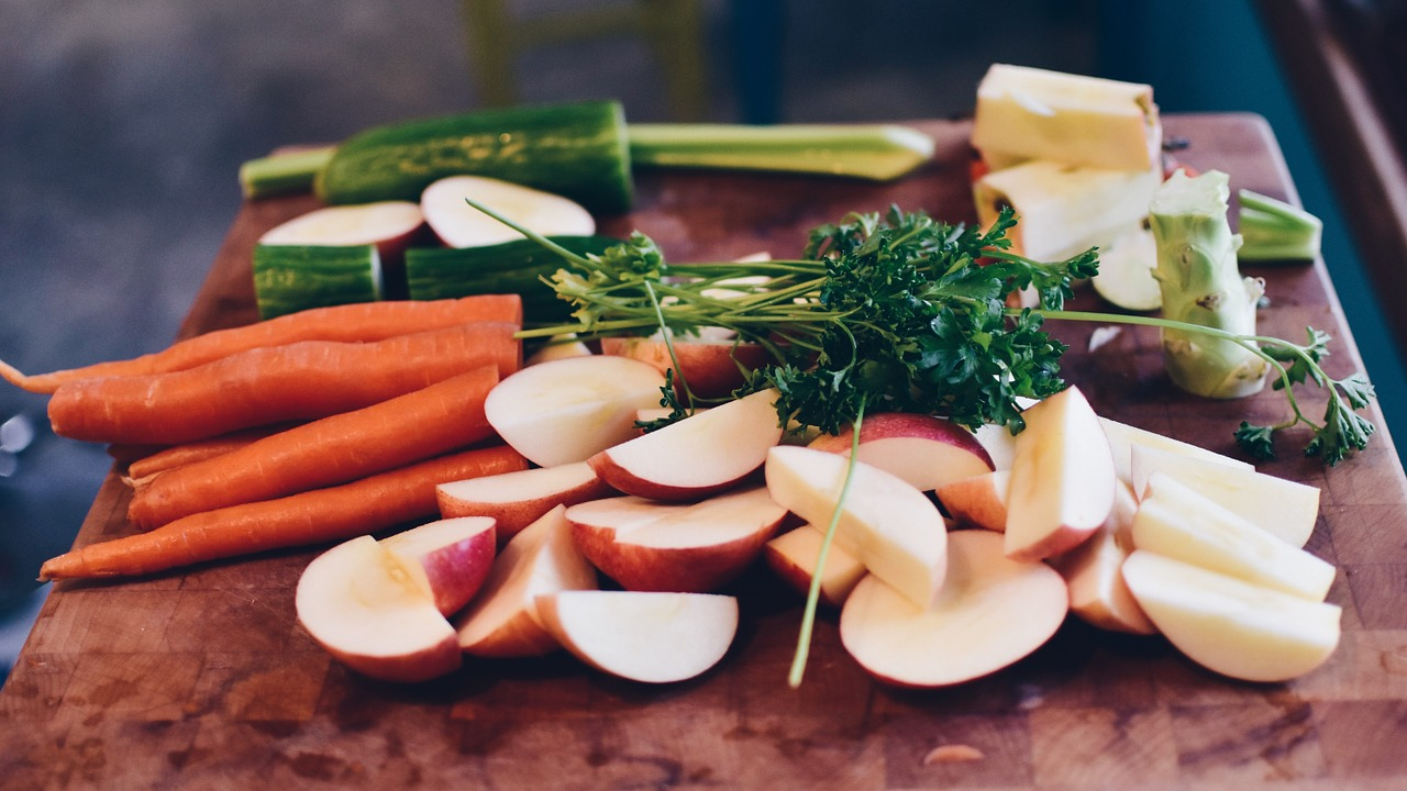 Warzywa. Prosta kuchnia