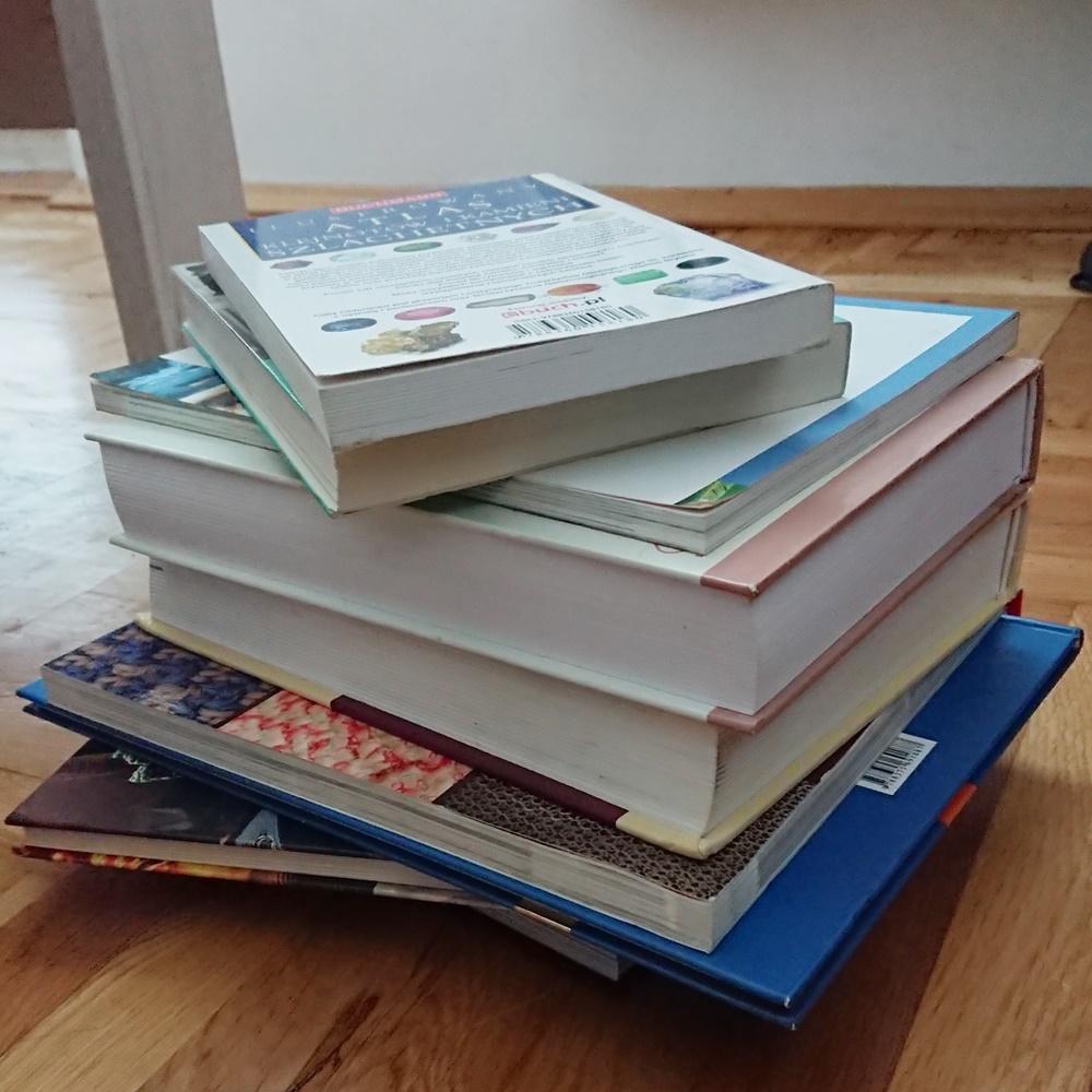 książki do sprzedaży. Trzeci tydzień wyzwania #dwaR