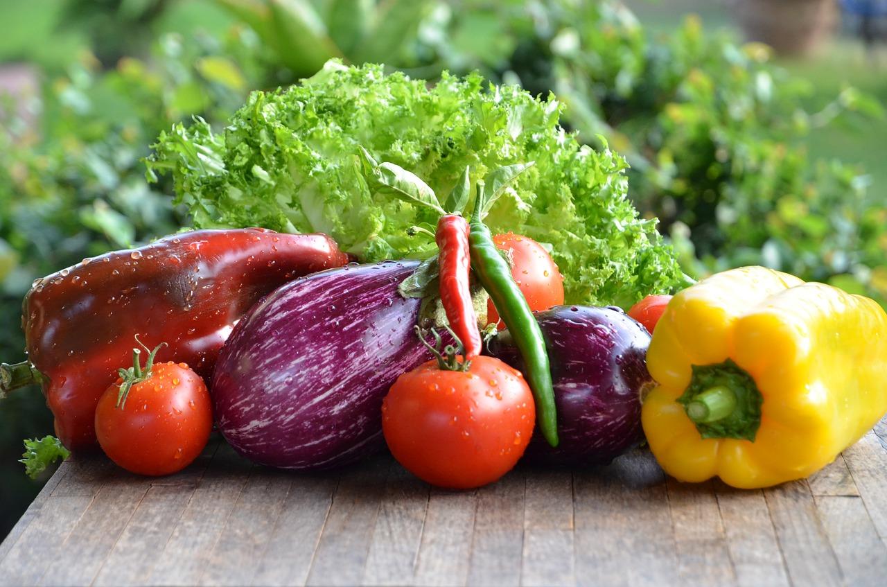 Warzywa. Witarianizm