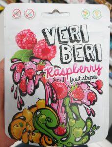 Żelki Veri beri Raspberry